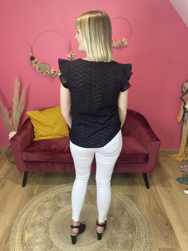 ISABELLE - BLOUSE BRODERIE ANGLAISE
